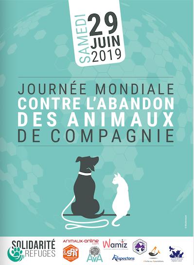 World Day against Pet Abandonmet poster